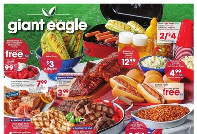 Giant Eagle (OH, PA) Weekly Ad Flyer May 27 to June 2