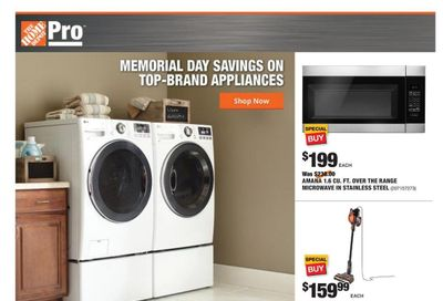 The Home Depot Weekly Ad Flyer May 24 to May 31