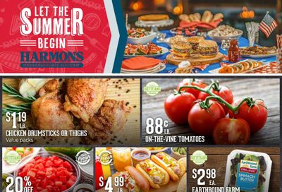 Harmons (UT) Weekly Ad Flyer May 25 to May 31
