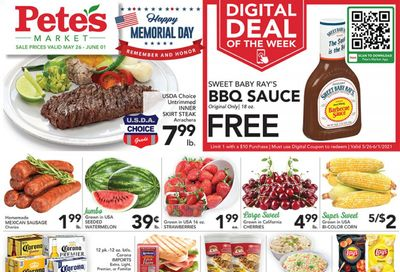 Pete's Fresh Market (IL) Weekly Ad Flyer May 26 to June 1