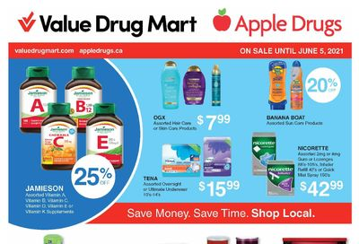 Apple Drugs Flyer May 23 to June 5