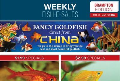 Big Al's (Brampton) Weekly Specials March 13 to 19