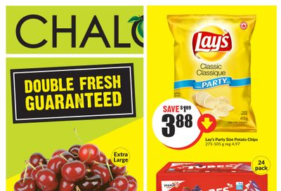 Chalo! FreshCo (West) Flyer May 27 to June 2