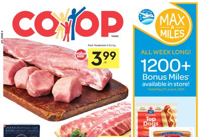 Foodland Co-op Flyer May 27 to June 2
