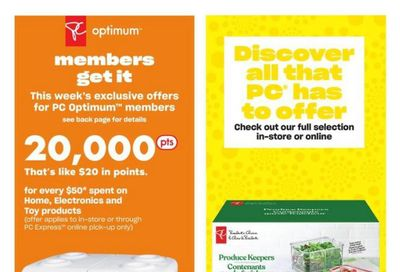 Loblaws City Market (West) Flyer May 27 to June 2