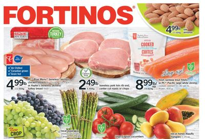Fortinos Flyer May 27 to June 2