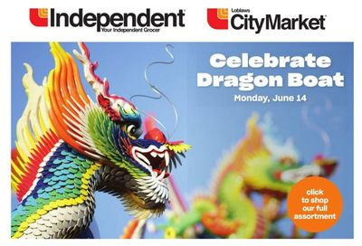 Loblaws (West) Celebrate Dragon Boat Flyer May 27 to June 16