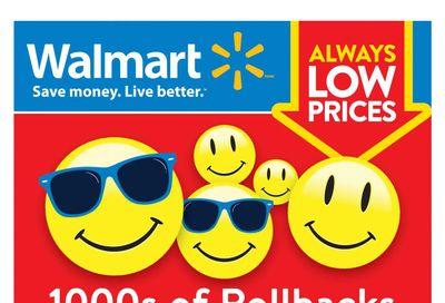 Walmart (West) Flyer May 27 to June 2