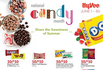 Hy-Vee (IA, IL, MN, MO, SD) Weekly Ad Flyer June 1 to June 30