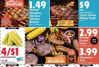 Festival Foods (WI) Weekly Ad Flyer May 26 to June 1
