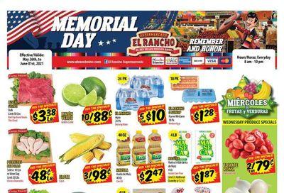 El Rancho (TX) Weekly Ad Flyer May 26 to June 1