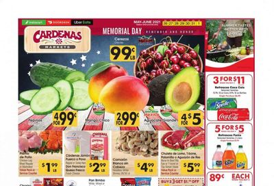 Cardenas (CA, NV) Weekly Ad Flyer May 26 to June 1