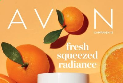 Avon Weekly Ad Flyer May 25 to June 7