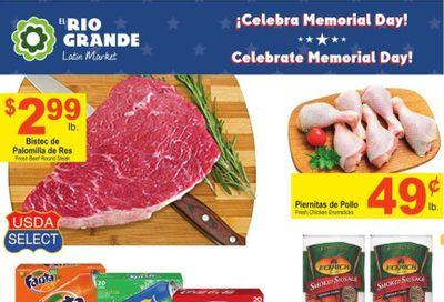 El Rio Grande (10, 21, 25, 30, 34, 53, 90) Weekly Ad Flyer May 26 to June 1