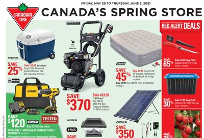 Canadian Tire (ON) Flyer May 28 to June 3