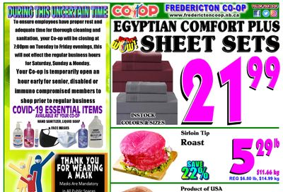 Fredericton Co-op Flyer May 27 to June 2