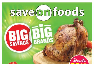 Save on Foods (BC) Flyer May 27 to June 2