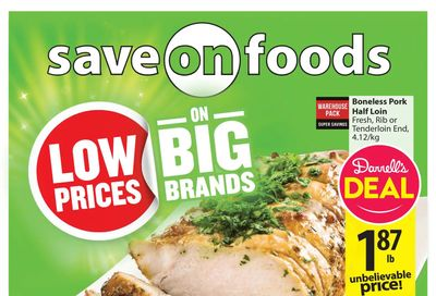 Save on Foods (SK) Flyer May 27 to June 2