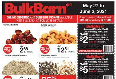 Bulk Barn Flyer May 27 to June 2