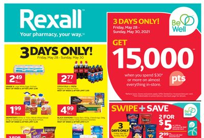 Rexall (ON) Flyer May 28 to June 3