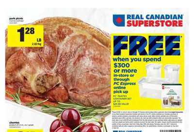 Real Canadian Superstore (West) Flyer May 28 to June 3