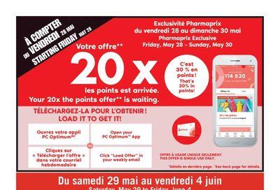 Pharmaprix Flyer May 29 to June 4
