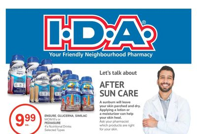 I.D.A. Pharmacy Flyer May 28 to June 24