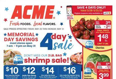 ACME (DE, NJ, NY, PA) Weekly Ad Flyer May 28 to June 3
