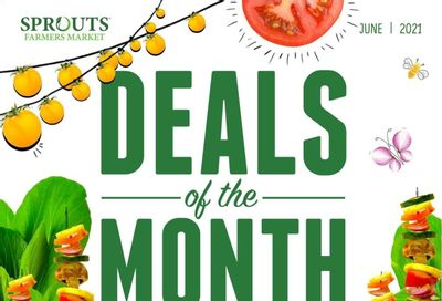 Sprouts Weekly Ad Flyer May 26 to June 22