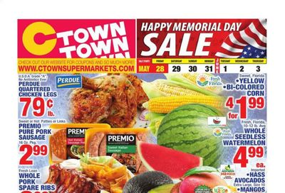 C-Town (CT, FL, MA, NJ, NY, PA) Weekly Ad Flyer May 28 to June 3