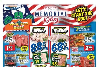 Western Beef (FL, NY) Weekly Ad Flyer May 27 to June 2