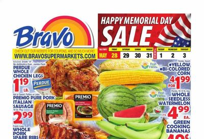 Bravo Supermarkets (CT, FL, MA, NJ, NY, PA) Weekly Ad Flyer May 28 to June 3