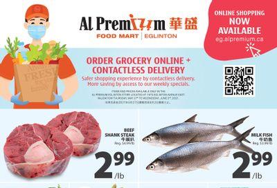 Al Premium Food Mart (Eglinton Ave.) Flyer May 27 to June 2