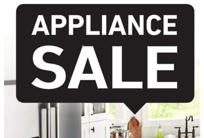 Leon's Appliance Sale Flyer May 27 to June 23