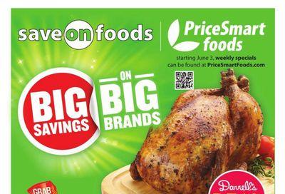 PriceSmart Foods Flyer May 27 to June 2