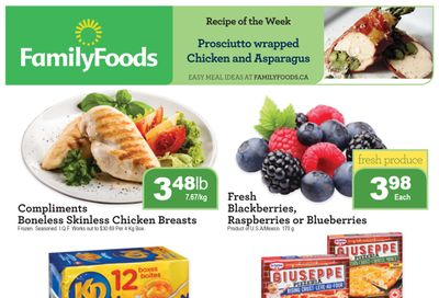 Family Foods Flyer May 28 to June 3