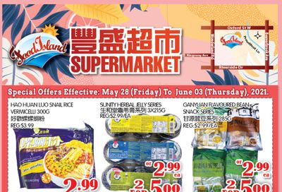 Food Island Supermarket Flyer May 28 to June 3