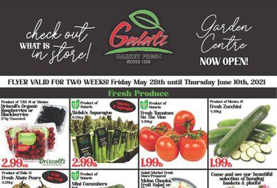 Galati Market Fresh Flyer May 28 to June 10
