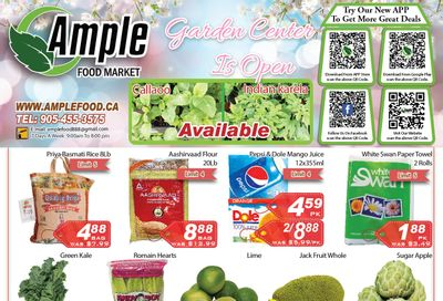 Ample Food Market (Brampton) Flyer May 28 to June 3
