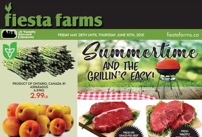 Fiesta Farms Flyer May 28 to June 10