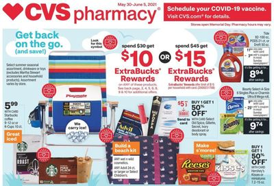 CVS Pharmacy Weekly Ad Flyer May 30 to June 5