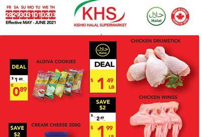 Kishki Halal Supermarket Flyer May 28 to June 3