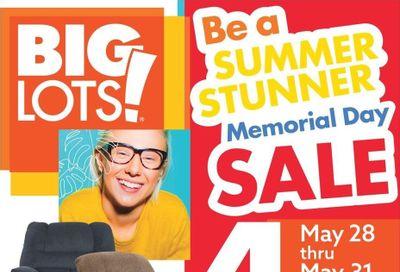 Big Lots Weekly Ad Flyer May 28 to May 31