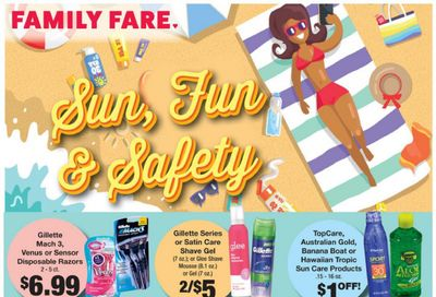 Family Fare (MI) Weekly Ad Flyer May 23 to June 21