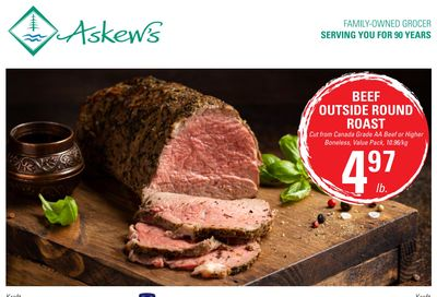 Askews Foods Flyer May 30 to June 5