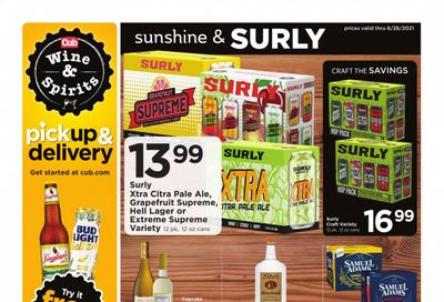 Cub Foods (MN) Weekly Ad Flyer May 30 to June 26