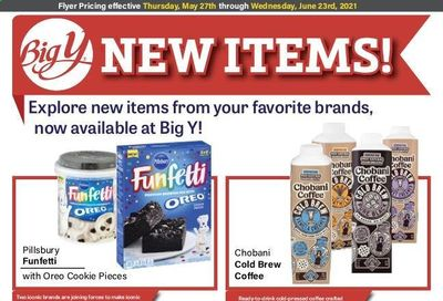 Big Y (CT, MA) Weekly Ad Flyer May 27 to June 23