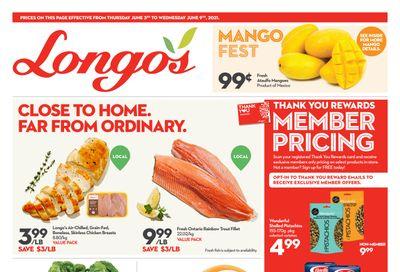 Longo's Flyer June 3 to 9