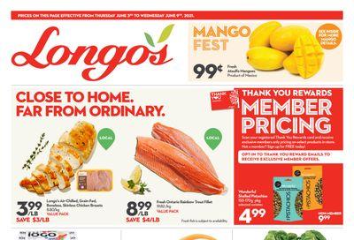 Longo's (Ancaster & Liberty Village) Flyer June 3 to 9