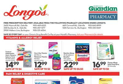 Longo's Pharmacy Flyer June 3 to 23